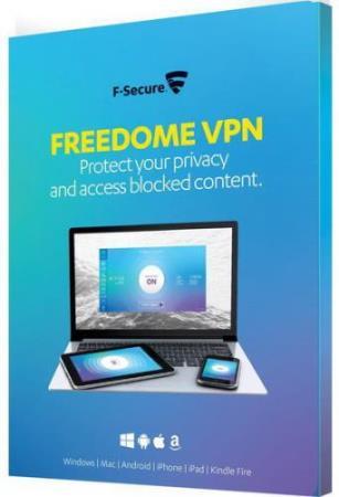 F-Secure Freedome VPN 2.40.6717 RePack by elchupakabra