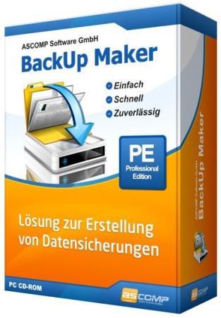 BackUp Maker Professional 8.001