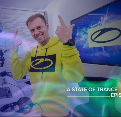 Armin van Buuren — A State Of Trance 1003 (2021-02-11)