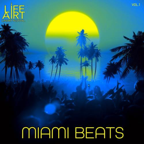 Lifeart, Miami Beats, Vol. 1 (2021)