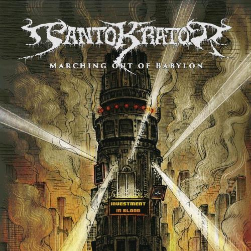 Pantokrator — Marching Out Of Babylon (2021) FLAC