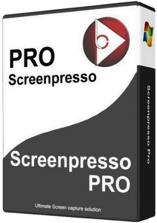 Screenpresso Pro 1.9.0.0 Final + Portable
