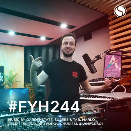 Andrew Rayel — Find Your Harmony Radioshow 244 (2021-02-17)