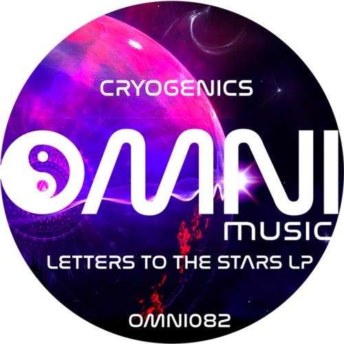 Cryogenics — Letters To The Stars LP (2021)
