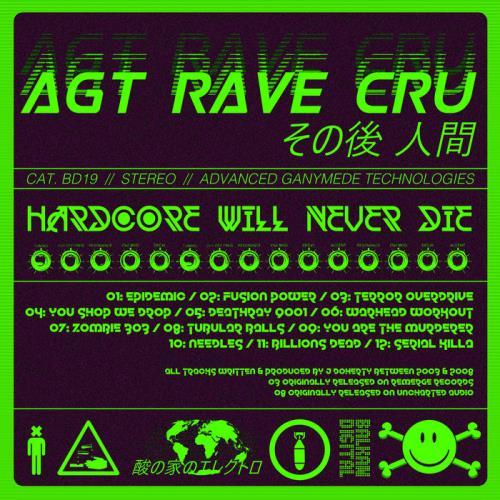 AGT Rave Cru — Advanced Ganymede Technologies (2021)