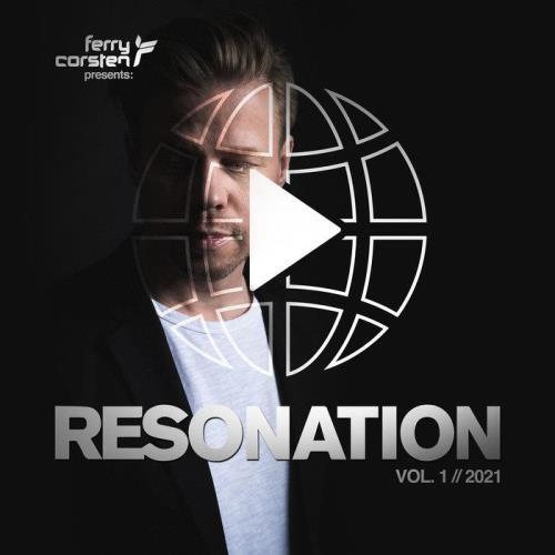 Ferry Corsten presents: Resonation Vol 1 (2021)
