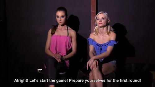 Lucy, Zazie, Amanda - Painful Duel 9 (HD)