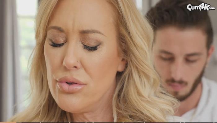 Brandi Love - Stepmoms CUM FILLED MASSAGE! Brandi Love Gets Creampied by her Stepson: 2.60 GB: UltraHD 4K 2160p - [Cum4K]