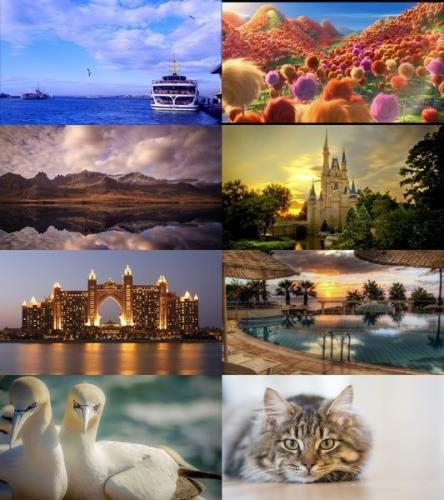 Wallpapers Mix №882
