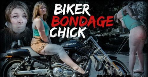 Harley Ace - Biker Bondage Chick (HD)