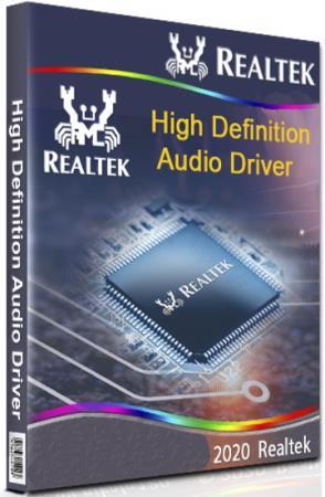 Realtek High Definition Audio Drivers 6.0.9123.1 (x64) WHQL