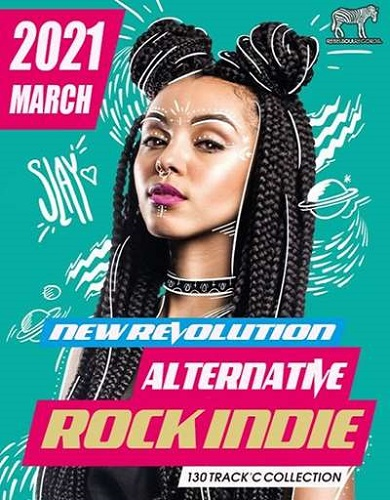 New Revolution: Rock Indie Music (2021)