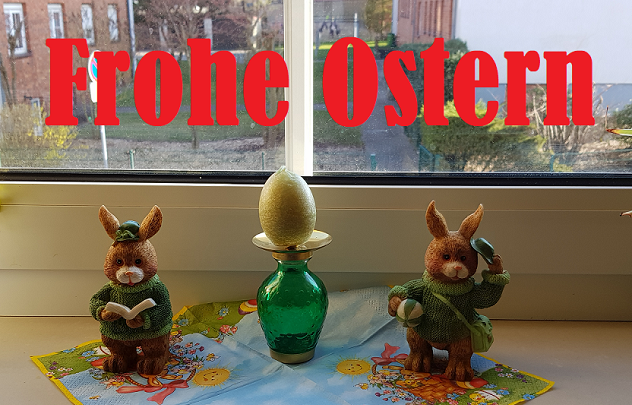Frohe Ostern Ozsxffsr