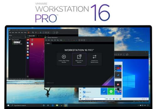 VMware Workstation Pro 16.1.1 Build 17801498 RePack by D!akov