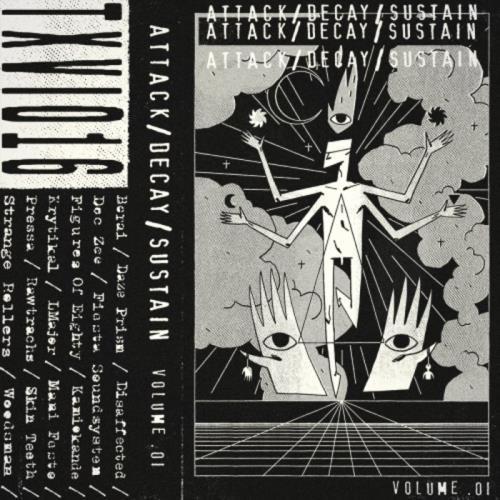 Attack Decay Sustain Vol 01 (2021)