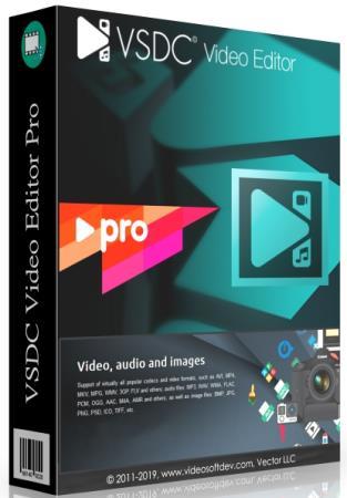 VSDC Video Editor Pro 6.7.0.289