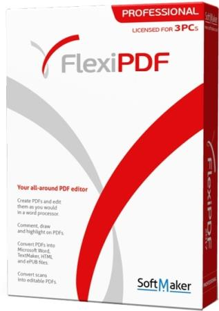 SoftMaker FlexiPDF 2019 Pro 2.1.0 Portable by conservator