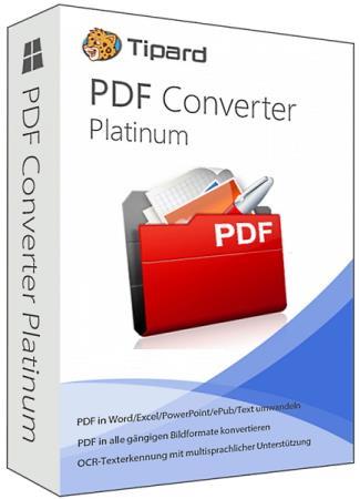 Tipard PDF Converter Platinum 3.3.30 + Rus