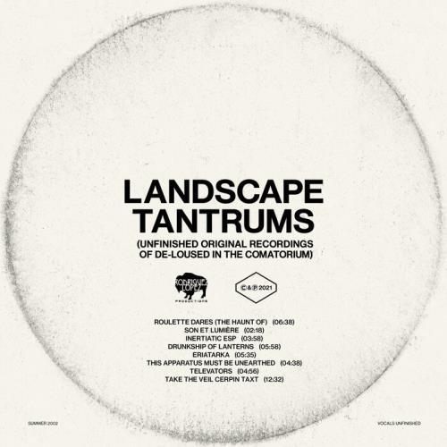 The Mars Volta — Landscape Tantrums (2021)