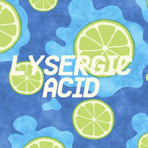 Flower Power — Lysergic Acid (2021)
