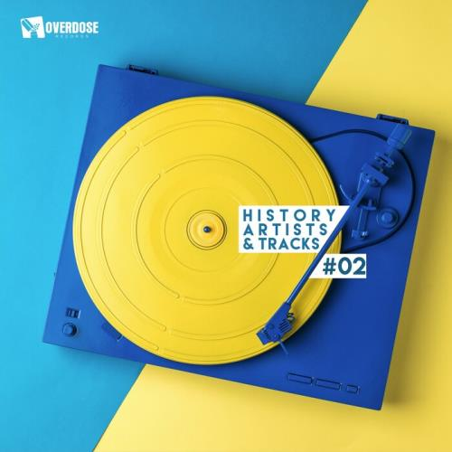 History Artists & Tracks 02 (2021)