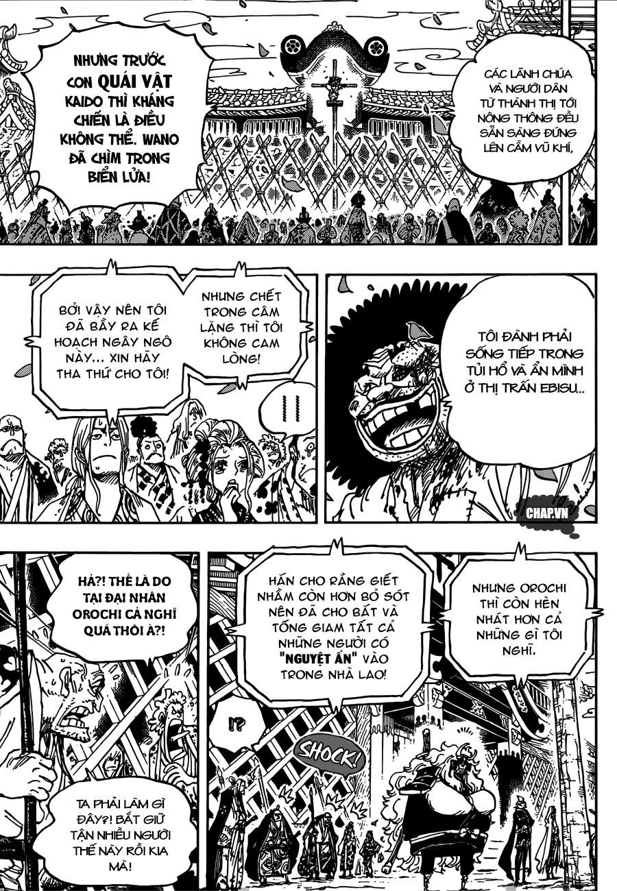 One Piece Chap 942 - Truyen.Chap.VN