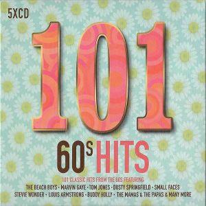 101 - 60s Hits-FLAC (2017)